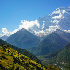 Annapurna Circuit Trekking Holiday - 21 Days